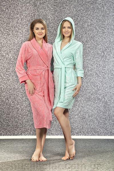 1b55253883ea5 Банные махровые халаты для женщин в интернет-магазине Красивая Дома ...